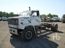 1983 GMC 7000 Cab & Chassis