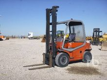 2003 BT CBD5.0 Forklifts