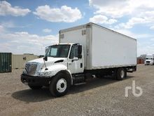 2007 INTERNATIONAL 4300SBA S/A