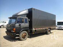 1988 HINO FF175 S/A COE Van Tru
