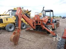 2001 DITCH WITCH RT115H 4x4x4 T