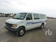 1997 FORD E350 Cargo Van Truck