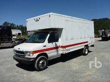 2000 FORD E450 Van Truck