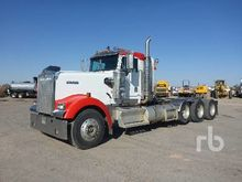 1996 KENWORTH W900 8x4 Heavy Ha