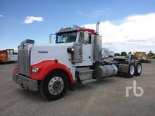 1993 KENWORTH W900B 6x4 Truck T
