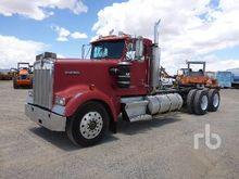 1992 KENWORTH W900B 6x4 Truck T