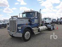 1989 KENWORTH W900B 6x4 Truck T