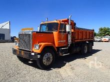 1985 GMC GENERAL 6x4 Dump Truck