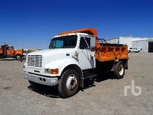 1999 INTERNATIONAL 4700 4x2 Dum