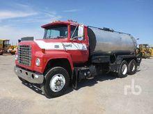 1976 FORD LNT9000 2500 Gallon 6