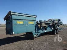 2001 POWERSCREEN CHIEFTAIN 1400