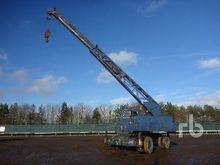 COLES 18-20 Rough Terrain Crane