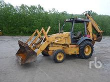 1996 CASE 580SL 4x2 Loader Back