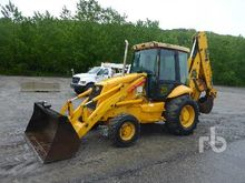 2003 JCB 214E 4x4 Loader Backho