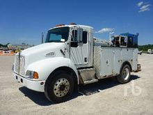 2008 KENWORTH T300 S/A Mechanic