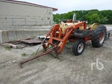 CASE 430 Antique Tractor