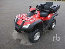HONDA RINCON 4x4 All Terrain Ve