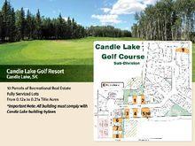SK/RESORT VILLAGE OF CANDLE LAK