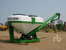 2013 NORWOOD SEED SHUTTLE 290 S