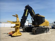 2012 TIGERCAT 870C Feller Bunch