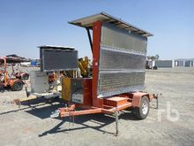 DISPLAY SOLUTIONS Solar Portabl