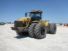 2010 CHALLENGER MT955C 4WD Trac