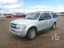2012 FORD EXPEDITION XLT EL 4x4