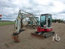 2013 TAKEUCHI TB138 Mini Excava