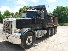 2000 PETERBILT 378 Dump Truck (