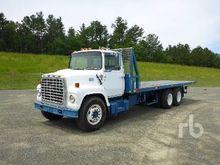 1978 FORD N7000 T/A Rollback Tr