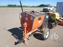TK MM80 Portable Concrete Mixer