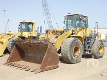 2008 KOMATSU WA480-5 Wheel Load