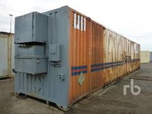 48 Ft Heated High Cube Containe
