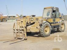1998 CATERPILLAR TH63 4x4x4 Tel