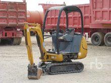 2006 JCB 8014 Mini Excavator (1