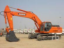 DOOSAN DX340LCA Hydraulic Excav