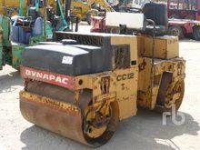 DYNAPAC CC12 Tandem Vibratory R