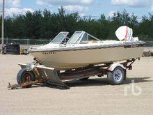 EDSON 15 Ft Boat