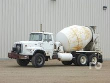 1979 FORD 8000 T/A Mixer Truck