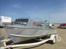 ESPADON 18 Ft Aluminum Boat