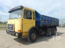 1986 MAN 26.330 Dump Truck (T/A