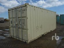 2016 20 Ft Container Equipment