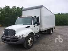 2008 INTERNATIONAL 4300 Van Tru