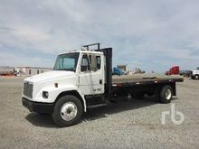 1993 FREIGHTLINER FL70 S/A Flat