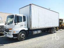 2012 UD 2600 Van Truck