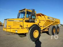 1994 VOLVO A25C 6x6 Articulated