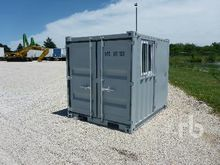 8 Ft Shipping Container Equipme