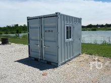 9 Ft Shipping Container Equipme