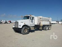 1988 KENWORTH T800 T/A Batcher