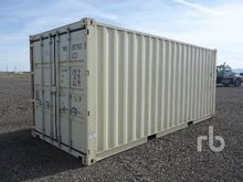 2017 20 Ft Container Equipment